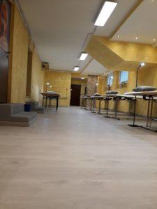 Sala Corsi set Extension Ciglia