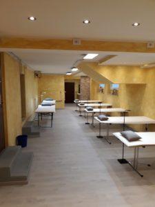 sala corsi set massaggi corsi varese