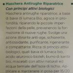 Creme Maschera Antirughe Riparatrice € 25,00