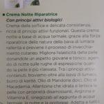 Creme Crema Notte Riparatrice € 26,00