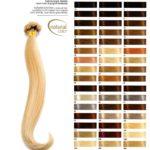 Tabella colori naturali