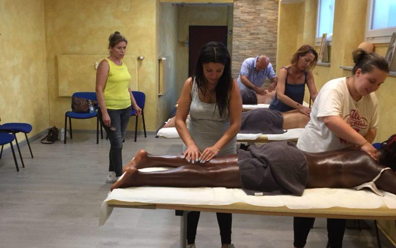 Corso Massaggio Rilassante