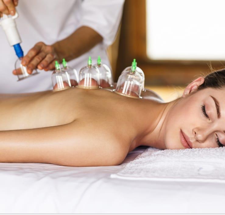 Corso Massaggio Coppettazione