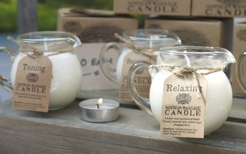Corso Massaggio con candela
