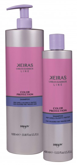Keiras shampoo Color Protection