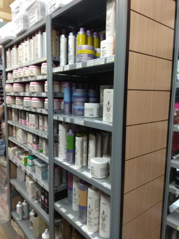 prodotti shampoo varese assortimento
