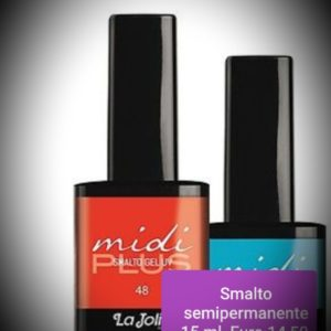 Smalto semipermanente 15ml