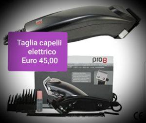 Taglia capelli elettrico