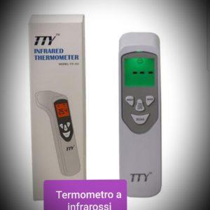 termometro a infrarossi